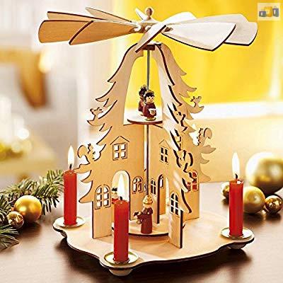 Karácsonyi hőreforgó dekoráció