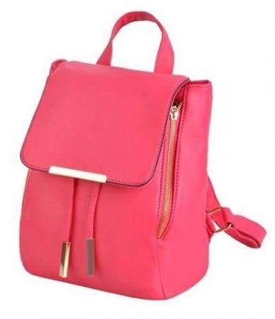 Praktikus hátizsák rózsaszín
