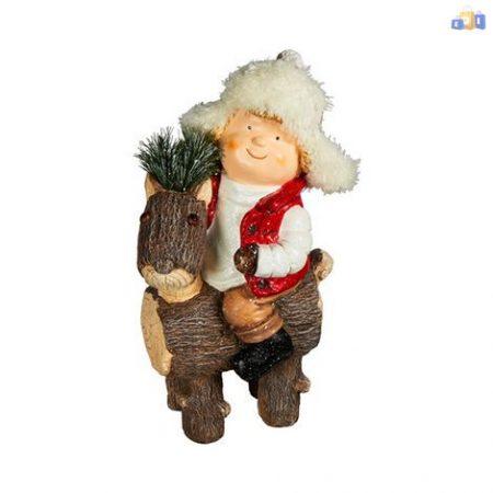 Jacob karácsonyi figura nagy méret