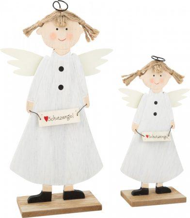 Karácsonyi angyal pár